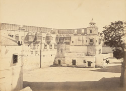 Old palace at Bhuj